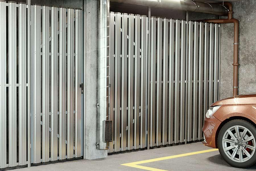 Keller-Trennwandsysteme und Garagentore